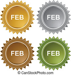 feb - February
