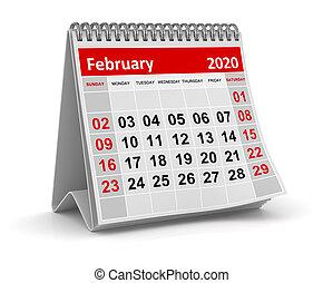 febrero, 2020
