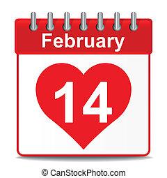februar, 14.