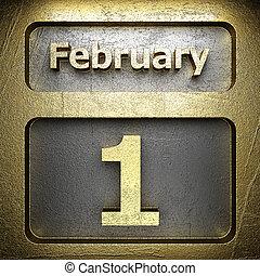 february 1 golden sign