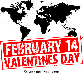 February 14 - Valentines Day