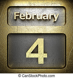 february 4 golden sign