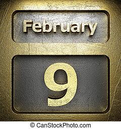 february 9 golden sign