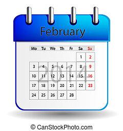 February Calendar