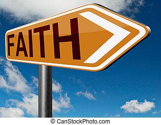 fede, fiducia