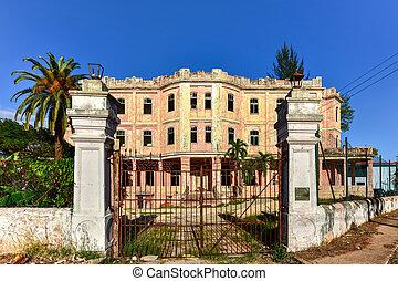 Federation of Cuban Women Building - Havana, Cuba - The...