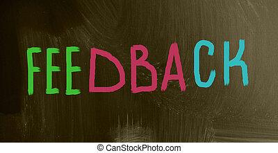 feedback concept