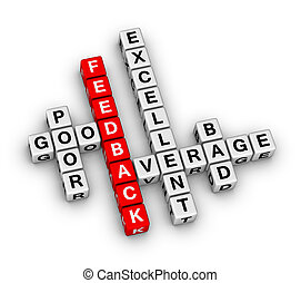 feedback form crossword - feedback form cubes crossword ...
