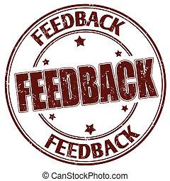 feedback, francobollo