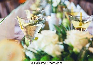feestje, vieringen, trouwfeest