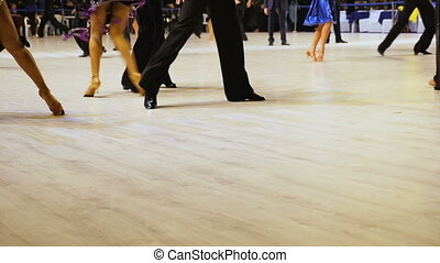 feet dancing athletes dance jive