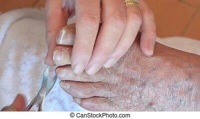 feet - care of the feet