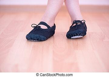 feet, mały, panieński