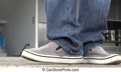 Feet, Shoes, Dancing, Footwork, Talented