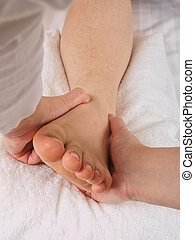 Feet therapy