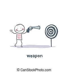 fegyver