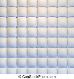 fehér, bőrhuzat, struktúra