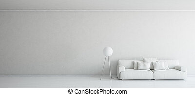 fehér, belső
