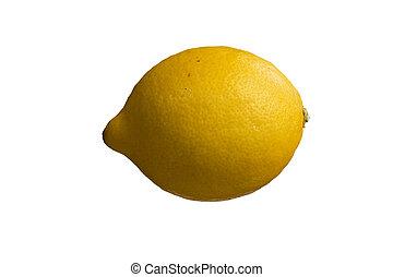 fehér, citrom, háttér