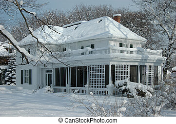 fehér ház