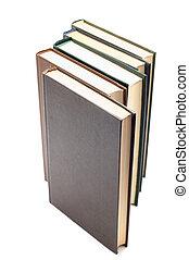 fehér, könyv