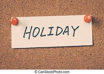 Feiertag