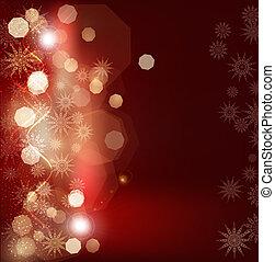 feiertag, weihnachten, hintergrund
