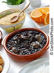 feijoada, brazilian cuisine
