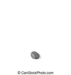 feito, pontuação, período, pedras, marca, 3d