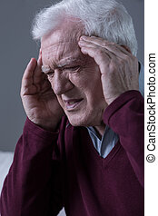 fejgörcs, öregedő