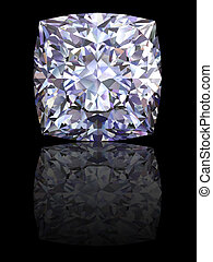 fekete, gyémánt, derékszögben, sima, háttér