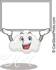 feláll, felhős, tervezés, szeles, kabala, bizottság, lift