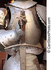 felfegyverez, középkori