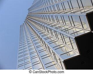 felhőkarcoló, részletez