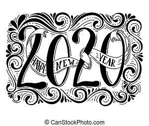felice, 2020, anno nuovo