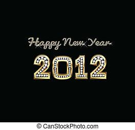 felice anno nuovo, 2012