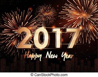 felice anno nuovo, 2017
