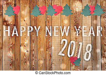 felice anno nuovo, 2018
