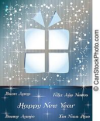 felice anno nuovo, scheda