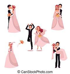 Coppia felice matrimonio carino stile sposo for Felice matrimonio immagini