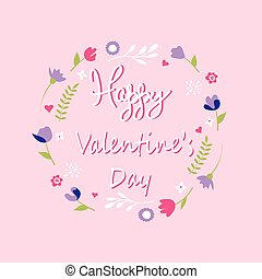 felice, giorno, scheda, valentine