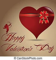 felice, giorno valentine