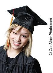 felice, laureato