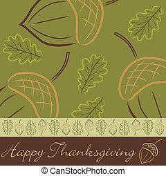 felice, thanksgiving!