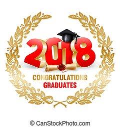 felicitaciones, graduados