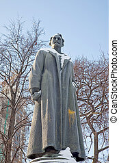 Felix Dzerzhinsky - In 1991 he moved to the monument park...