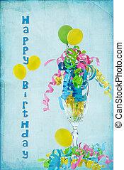 feliz aniversário, felicidade