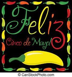 """Feliz Cinco De Mayo! - """"Feliz Cinco de Mayo"""" (Happy 5th of..."""