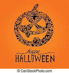 feliz, halloween!