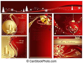 feliz navidad, colección